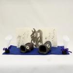陶芸 鯉のぼり